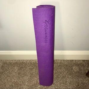 Yogaminded yoga mat